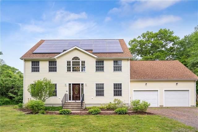 17 Midwood Farm Road, East Hampton, CT 06424 (MLS #170423646) :: Next Level Group