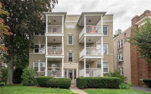40 Robin Road #204, West Hartford, CT 06119 (MLS #170423679) :: Hergenrother Realty Group Connecticut