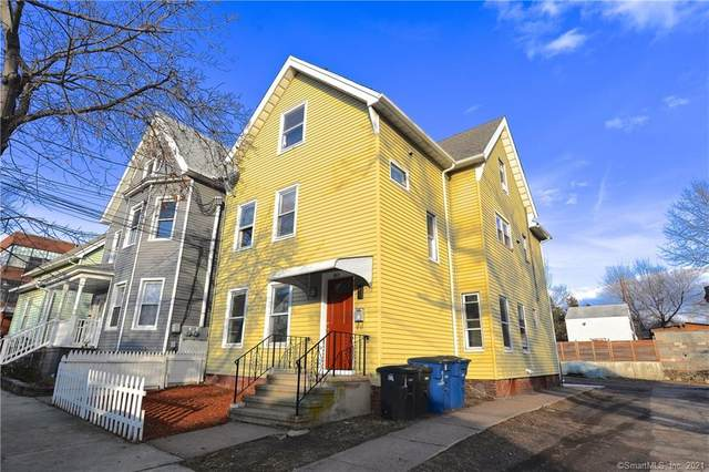 463 Blatchley Avenue, New Haven, CT 06513 (MLS #170423684) :: Frank Schiavone with Douglas Elliman