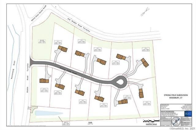 Lot 3 Strong Field Road, Woodbury, CT 06798 (MLS #170423696) :: Michael & Associates Premium Properties | MAPP TEAM