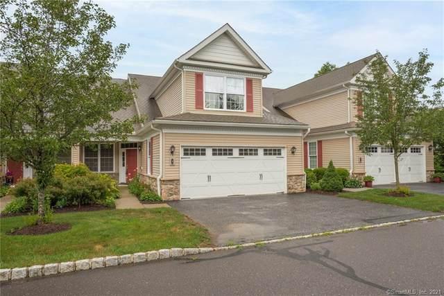 9 Watkins Drive #9, Newtown, CT 06482 (MLS #170423713) :: Spectrum Real Estate Consultants