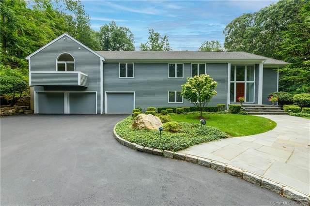 64 Andrews Drive, Darien, CT 06820 (MLS #170423723) :: Mark Boyland Real Estate Team