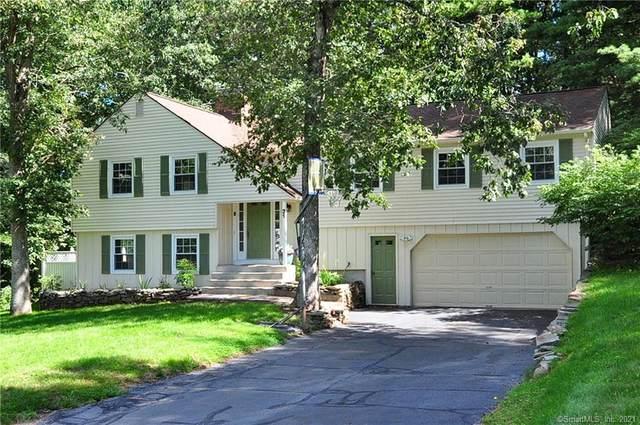 31 Chestnut Hill Road, Simsbury, CT 06092 (MLS #170423728) :: Michael & Associates Premium Properties | MAPP TEAM