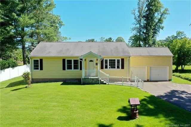 19 Nancy Lane, Middlefield, CT 06455 (MLS #170423776) :: Mark Boyland Real Estate Team