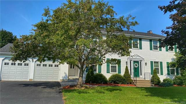 68 Pheasant Way, South Windsor, CT 06074 (MLS #170423802) :: Hergenrother Realty Group Connecticut