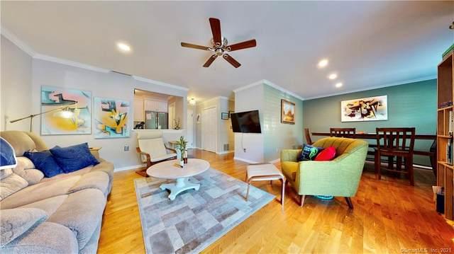 101 Mariners Walk #101, Milford, CT 06460 (MLS #170423815) :: Kendall Group Real Estate | Keller Williams