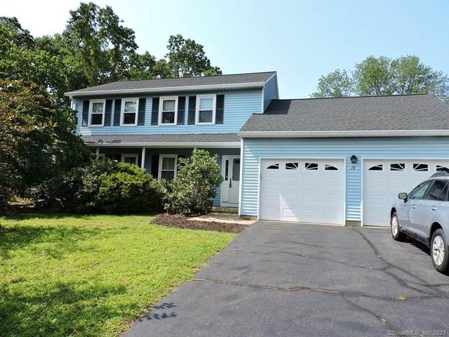 18 Alexander Place, South Windsor, CT 06074 (MLS #170423895) :: Around Town Real Estate Team