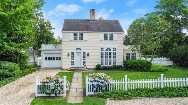 174 Richmond Hill Road, New Canaan, CT 06840 (MLS #170423922) :: Around Town Real Estate Team