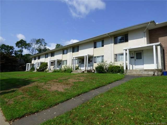 319 S Elm Street #319, Wallingford, CT 06492 (MLS #170423945) :: Carbutti & Co Realtors