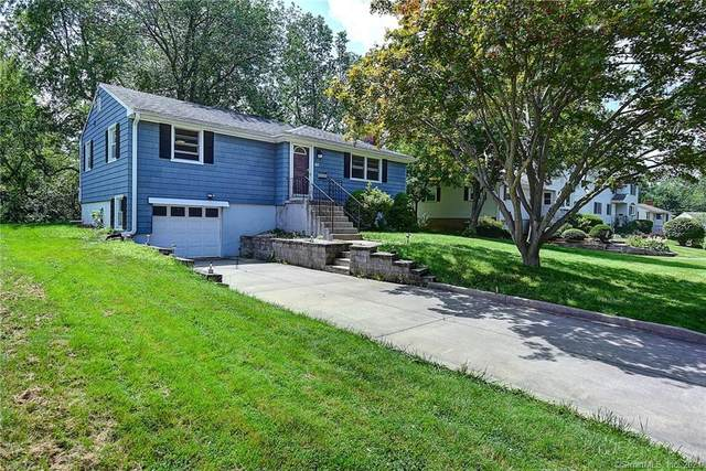 42 Northbrick Lane, Wethersfield, CT 06109 (MLS #170423962) :: Mark Boyland Real Estate Team