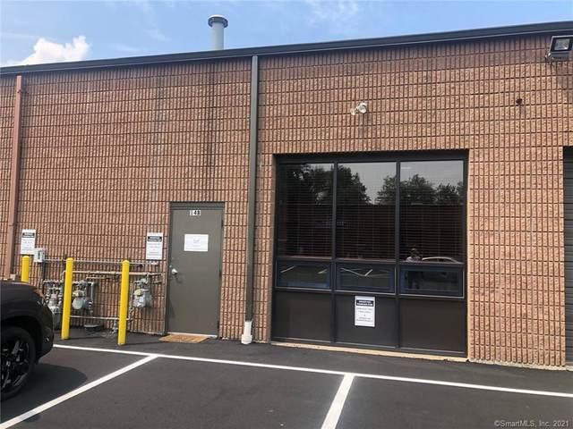 7 Business Park Drive 14B, Branford, CT 06405 (MLS #170423972) :: Sunset Creek Realty