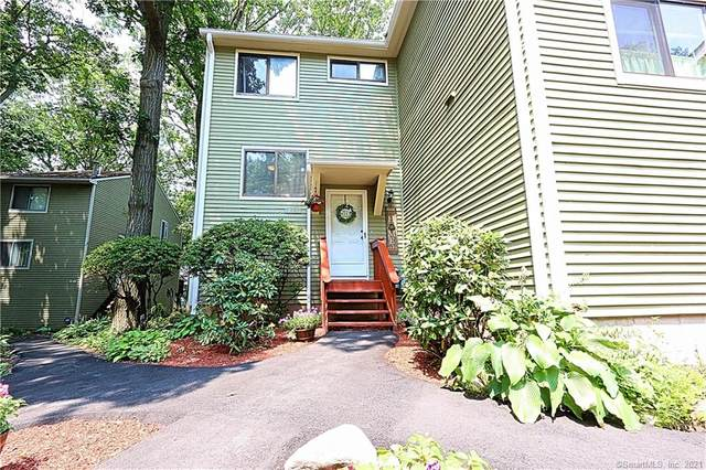 40 Foxon Hill Road E15, New Haven, CT 06513 (MLS #170423975) :: Carbutti & Co Realtors