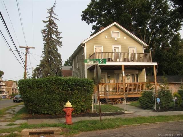 111 Warren Street, Meriden, CT 06450 (MLS #170423989) :: Next Level Group