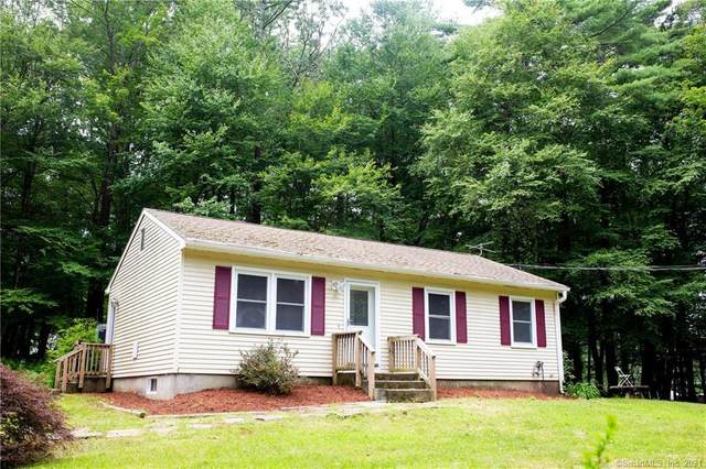 4 Wakefield Pond Road, Thompson, CT 06277 (MLS #170423994) :: Forever Homes Real Estate, LLC
