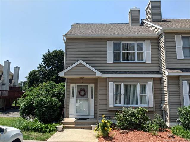 49 Woodland Street G, Manchester, CT 06042 (MLS #170423995) :: Chris O. Buswell, dba Options Real Estate