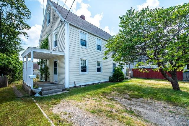 27 Morse Avenue, Groton, CT 06340 (MLS #170424036) :: Mark Boyland Real Estate Team