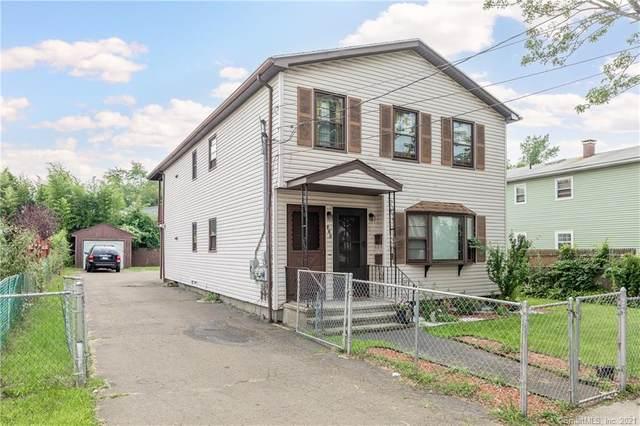 558-560 Lombard Street, New Haven, CT 06513 (MLS #170424118) :: Frank Schiavone with Douglas Elliman