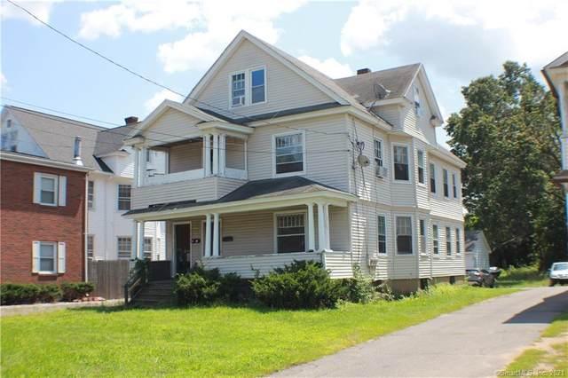 617 Burnside Avenue, East Hartford, CT 06108 (MLS #170424119) :: GEN Next Real Estate