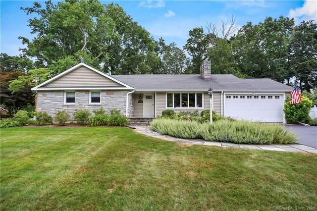 186 High Ridge Road, Fairfield, CT 06825 (MLS #170424125) :: Linda Edelwich Company Agents on Main
