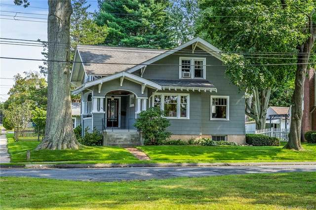 56 Park Avenue, Wethersfield, CT 06109 (MLS #170424163) :: Linda Edelwich Company Agents on Main