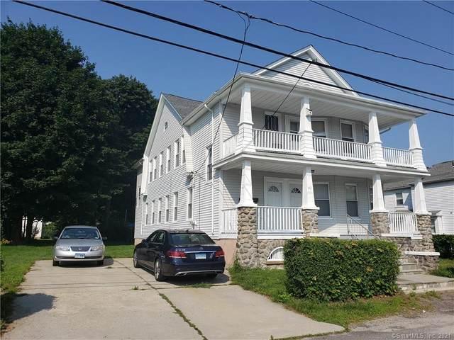 40 Geddes Terrace, Waterbury, CT 06708 (MLS #170424168) :: Team Feola & Lanzante   Keller Williams Trumbull