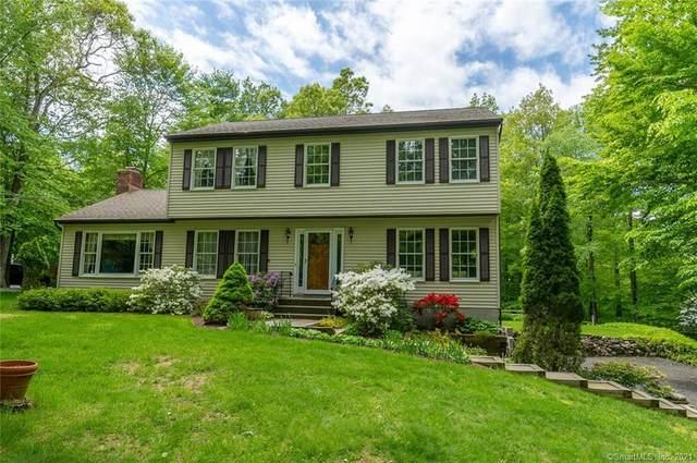 19 Old Parkwood Road, New Milford, CT 06776 (MLS #170424188) :: Kendall Group Real Estate   Keller Williams