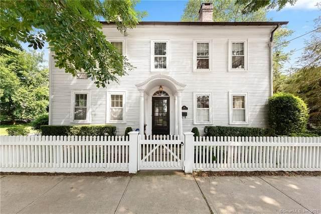 543 Old Post Road, Fairfield, CT 06824 (MLS #170424191) :: Spectrum Real Estate Consultants