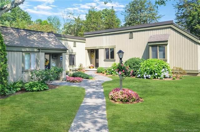 6 Heritage Circle C, Southbury, CT 06488 (MLS #170424221) :: Kendall Group Real Estate | Keller Williams