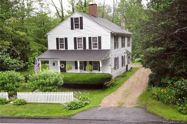 306 Sharon Turnpike, Goshen, CT 06756 (MLS #170424231) :: Around Town Real Estate Team