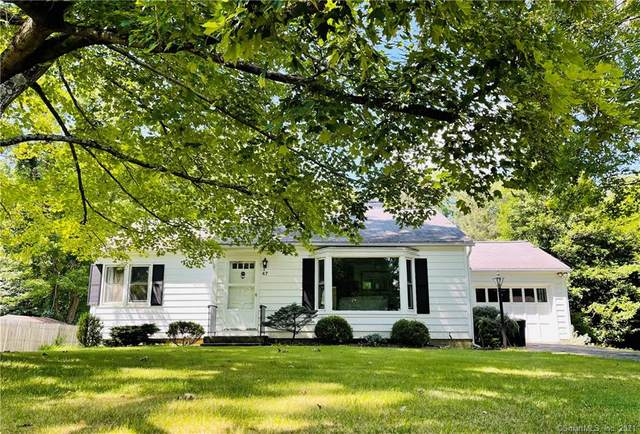 47 Taylor Terrace, New Milford, CT 06776 (MLS #170424271) :: Carbutti & Co Realtors