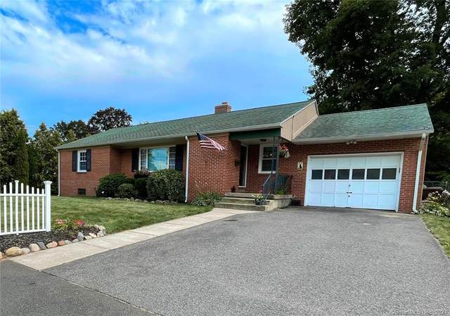 6 Claremont Avenue, Enfield, CT 06082 (MLS #170424307) :: Forever Homes Real Estate, LLC