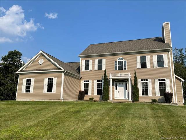 1 Golden Heights Road, Danbury, CT 06811 (MLS #170424312) :: Kendall Group Real Estate | Keller Williams