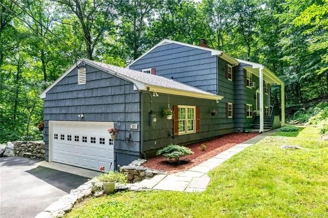 291 Shelter Rock Road, Stamford, CT 06903 (MLS #170424352) :: Sunset Creek Realty