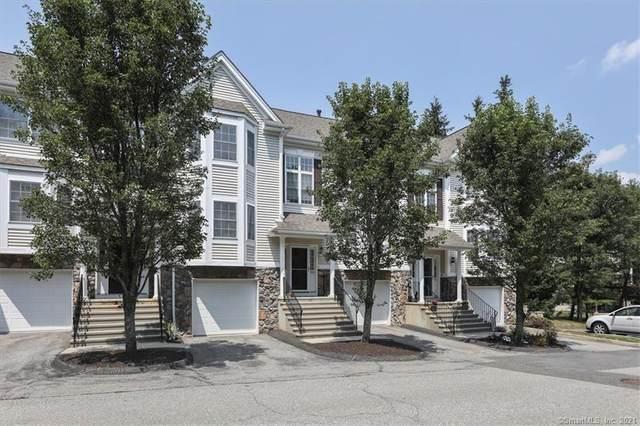 306 Larson Drive #306, Danbury, CT 06810 (MLS #170424361) :: Kendall Group Real Estate | Keller Williams