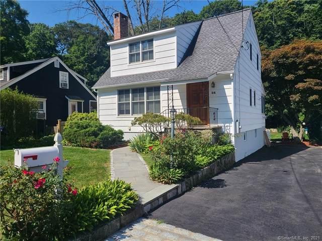 24 Meeker Court, Norwalk, CT 06853 (MLS #170424387) :: GEN Next Real Estate
