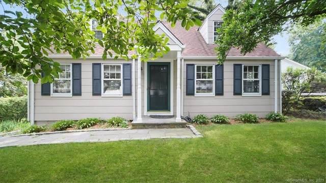 273 West Avenue, Darien, CT 06820 (MLS #170424400) :: Mark Boyland Real Estate Team