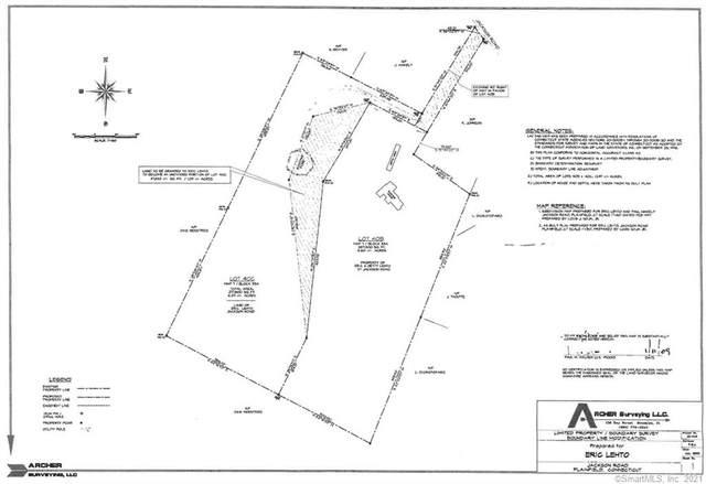0 Jackson Road, Plainfield, CT 06374 (MLS #170424463) :: Faifman Group