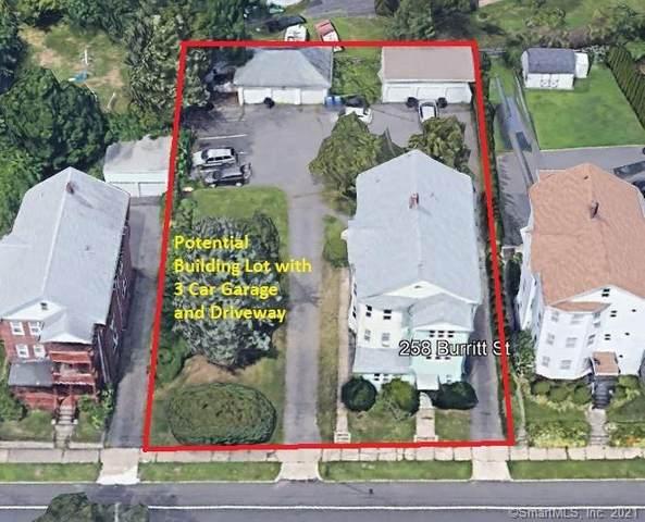 256-258 Burritt Street, New Britain, CT 06053 (MLS #170424485) :: Mark Boyland Real Estate Team