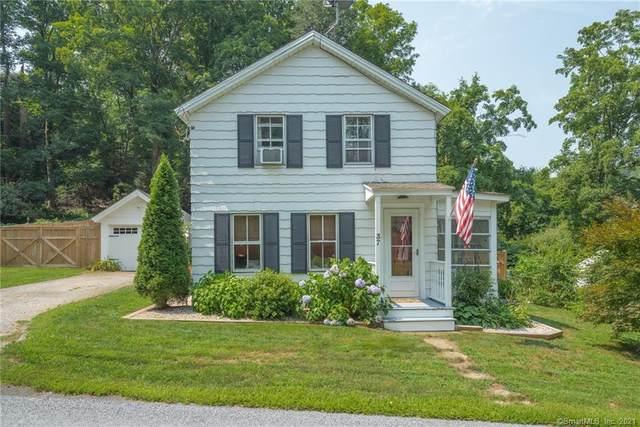 37 Cherry Street, Newtown, CT 06482 (MLS #170424504) :: Kendall Group Real Estate   Keller Williams