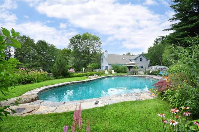 15 Cemetery Hill Road, Cornwall, CT 06796 (MLS #170424540) :: Kendall Group Real Estate   Keller Williams