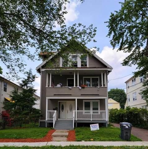 52 Catherine Street, Hartford, CT 06106 (MLS #170424557) :: GEN Next Real Estate