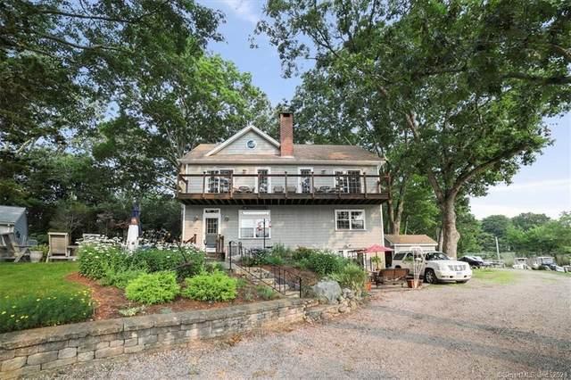 2-4 Bank Road, Old Lyme, CT 06371 (MLS #170424581) :: Around Town Real Estate Team