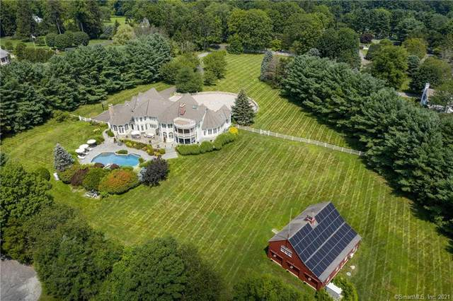 982 Oenoke Ridge, New Canaan, CT 06840 (MLS #170424590) :: Around Town Real Estate Team