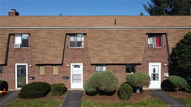186 Wakefield Circle #186, East Hartford, CT 06118 (MLS #170424594) :: Team Feola & Lanzante | Keller Williams Trumbull