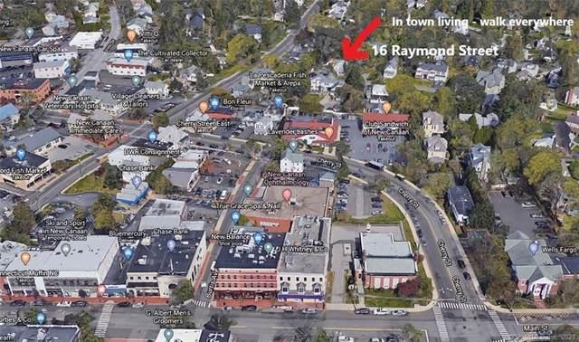 16 Raymond Street, New Canaan, CT 06840 (MLS #170424609) :: Around Town Real Estate Team