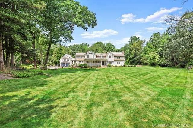 175 Catrock Road, Greenwich, CT 06830 (MLS #170424640) :: Kendall Group Real Estate | Keller Williams