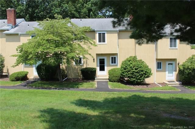 4 Monika Lane #4, Brookfield, CT 06804 (MLS #170424647) :: Faifman Group