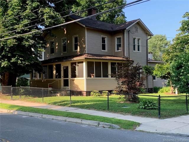 12 Blackman Avenue, Bethel, CT 06801 (MLS #170424689) :: Around Town Real Estate Team