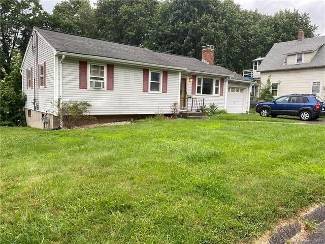 45 Lanouette Street, Meriden, CT 06451 (MLS #170424707) :: Mark Boyland Real Estate Team
