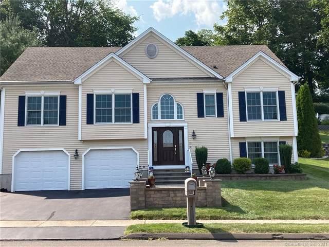 15 Charben Lane, Wallingford, CT 06492 (MLS #170424722) :: Spectrum Real Estate Consultants